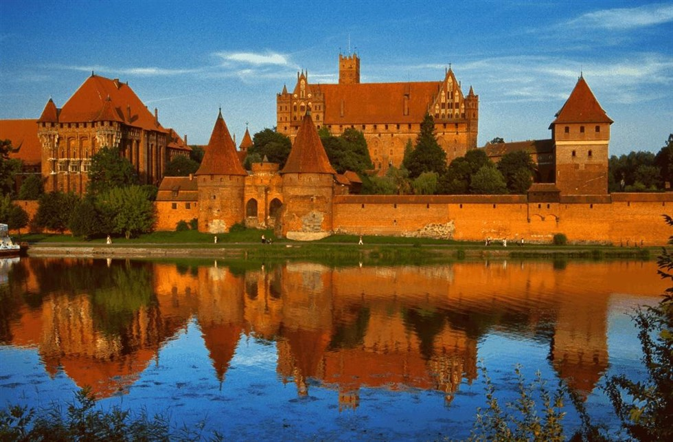 Malbork castle private day trip from Gdansk