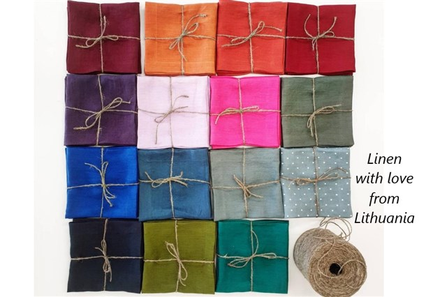 Linen from Lithuania