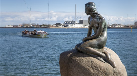 Little Mermaid - Denmark - Baltic Holidays