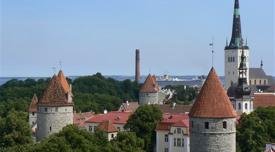Tallinn old town - Estonia - Baltic Holidays