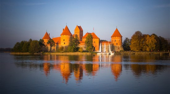 Trakai Castle - Lithuania - Baltic Holidays