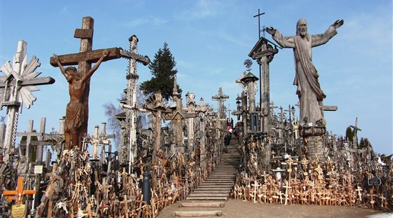 Hill of Crosses - Lithuania - Baltic Holidays