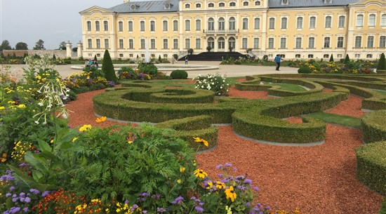 Rundale Palace - Latvia - Baltic Holidays