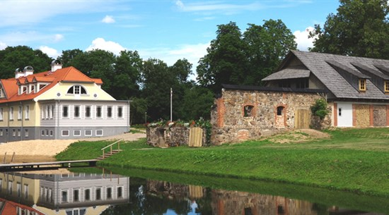 Manor houses - Latvia - Baltic Holidays