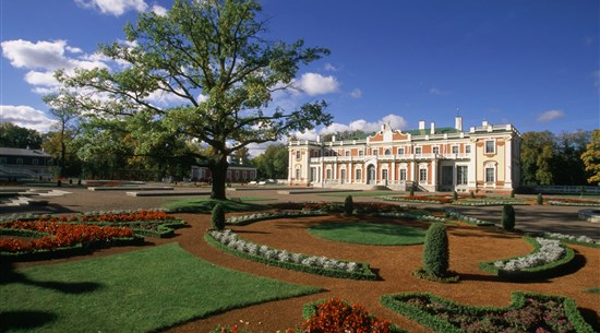 Kadriorg Palace - Estonia - Baltic Holidays
