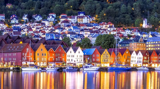 Bergen - Norway - Baltic Holidays