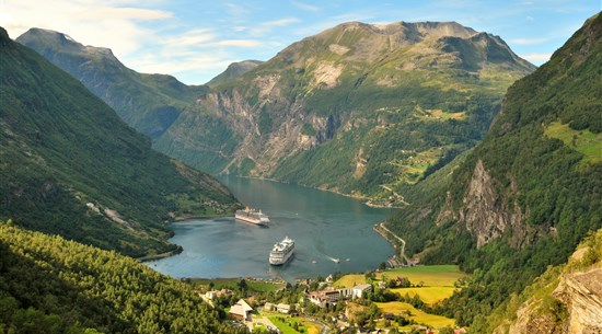 Fjords - Norway - Baltic Holidays