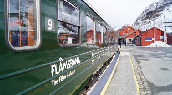 Flam railway - Norway - Baltic Holidays