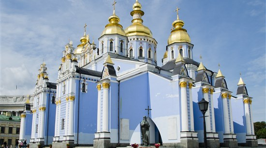 St Sophia Cathedral - Ukraine - Baltic Holidays