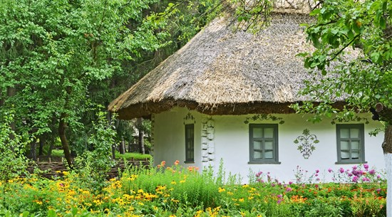 Museum of Folk Architecture & Rural Life - Ukraine - Baltic Holidays