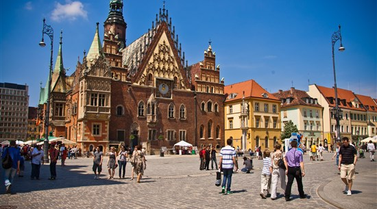 Wroclaw - Poland - Baltic Holidays