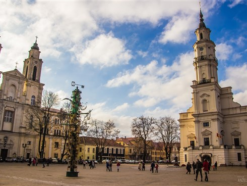 Kaunas is well worth a visit and has many interesting sights and activities in and around it
