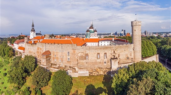 Baltic Capitals Private Tour - Baltic Holidays