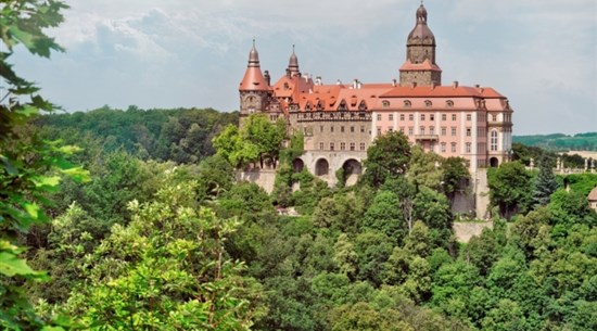 Polish 'Loire valley' Castles - Poland - Baltic Holidays