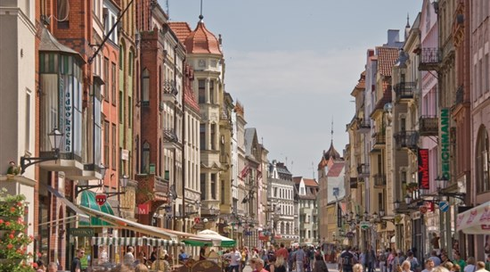 Old Towns - Poland - Baltic Holidays