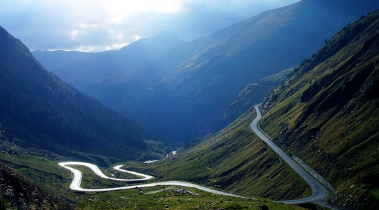 Transfagarasan Highway - Romania - Baltic Holidays