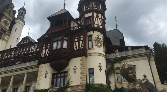 Castles & fortresses - Romania - Baltic Holidays