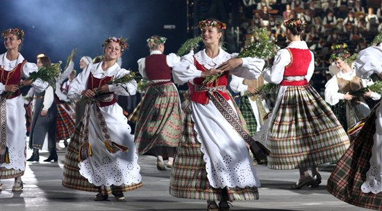 Lithuanian Song Festival 2018 Group Tour - Baltic Holidays