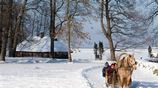 Estonia Rural Winter Experience - Baltic Holidays