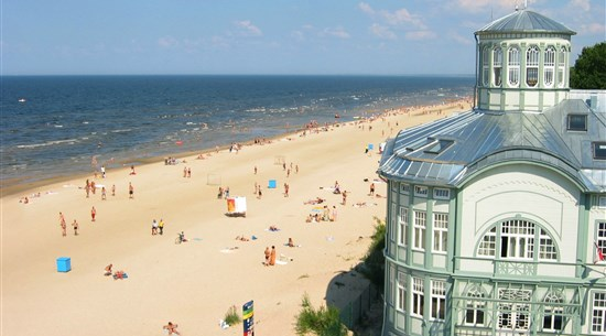 Jurmala Spa Break (Country & Townhouse Magazine) - Baltic Holidays