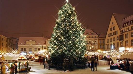 Baltic Christmas Markets Group Tour - Baltic Holidays