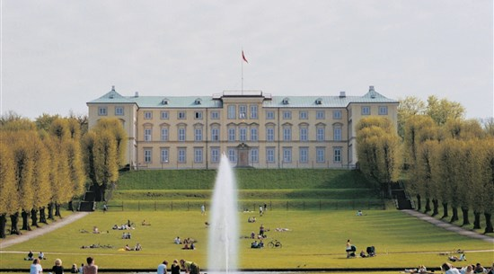 Royal Palaces - Denmark - Baltic Holidays
