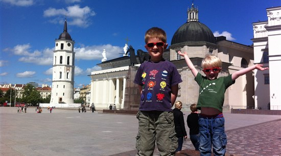 Family holiday in Lithuania - Baltic Holidays
