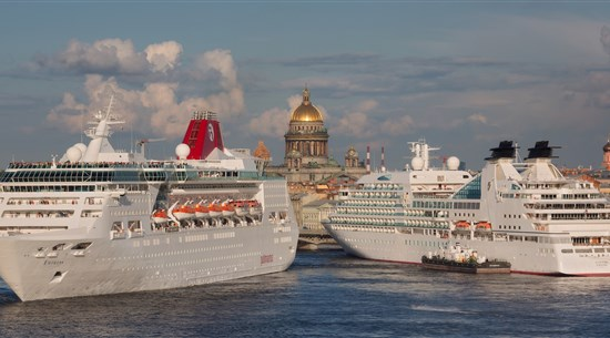 Visa-Free Cruise to St Petersburg Russia - Baltic Holidays