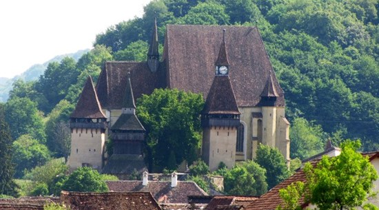 Fortified churches & villages - Romania - Baltic Holidays