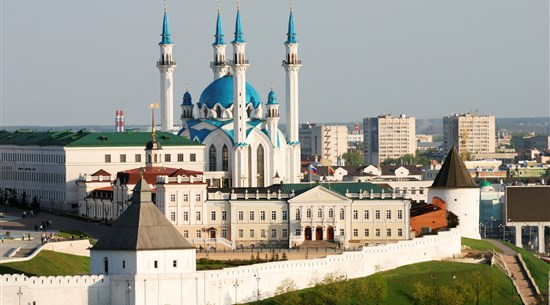 St Petersburg, Moscow & Tatarstan Escorted Tour - Baltic Holidays