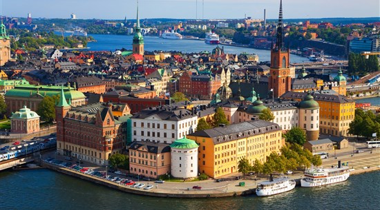 Scandinavia & Russia Escorted Group Tour - Baltic Holidays
