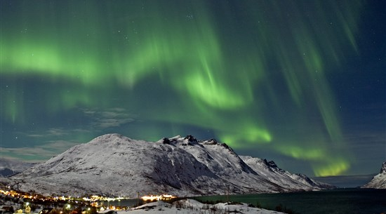 Arctic Northern Lights Escorted Group Tour - Baltic Holidays