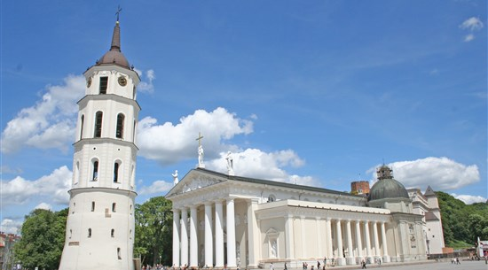 Vilnius City Break - Baltic Holidays