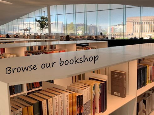 Baltic Book Shop - browse our recommended reading