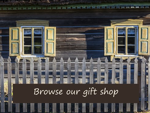 Baltic Gift Shop - browse our crafts, art, books & gifts