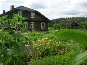 Family holiday in Lithuania rural retreat country holiday