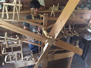 Traditional crafts workshops & sightseeing