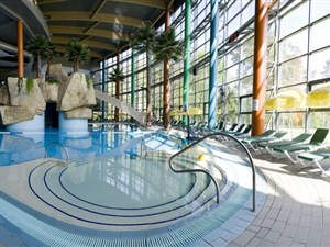 Water parks and spa resorts perfect for family holiday in Lithuania