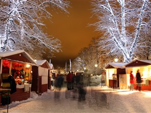 Visit Helsinki in the winter for the Christmas markets