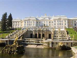A private day trip to the Hermitage is a highlight of visiting St Petersburg